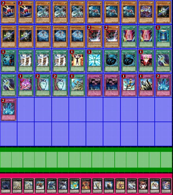 machine deck