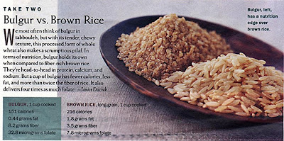 how to cook jamaican bulgur rice