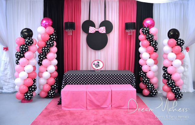 Decoración,Minnie Mouse
