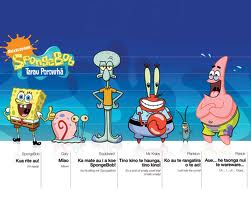 Ability and talent SpongeBob