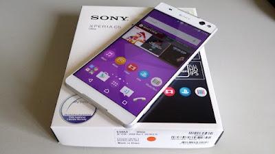 Harga HP Sony Xperia C5 Ultra Terbaru dan Spesifikasinya