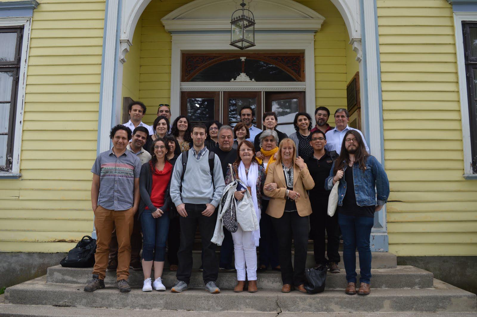 Fotos VII Encuentro de Museos Universitarios - IV Encuentro de Latinoamérica y del Caribe