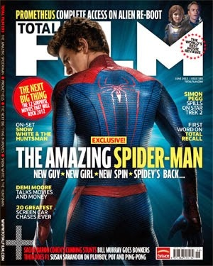 What kind of font is it that Total Film magazine use?