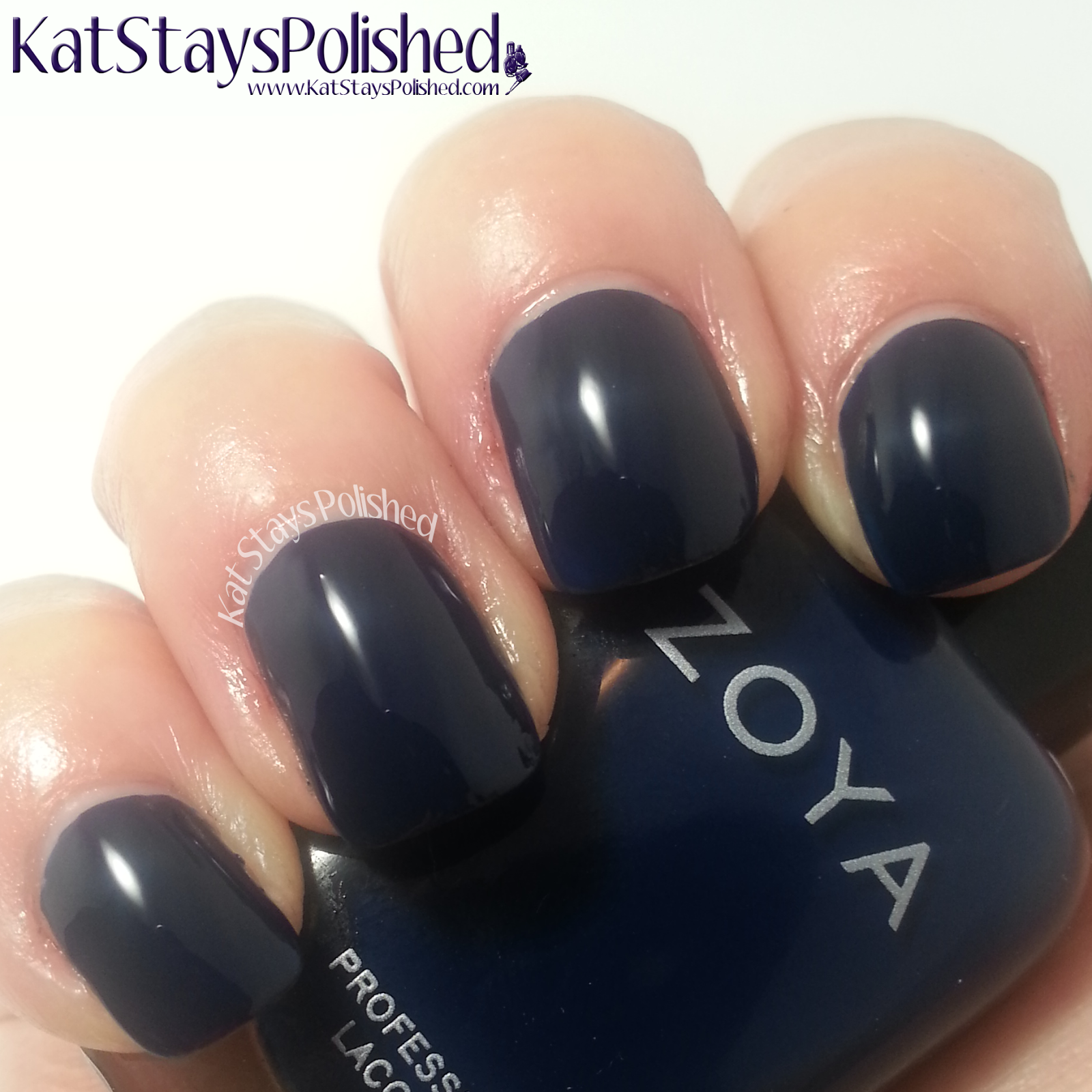 Zoya Entice 2014 - Ryan | Kat Stays Polished