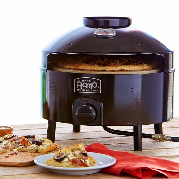 Must Have Backyard Picnic Gadgets - Pizzeria Pronto Outdoor Pizza Oven
