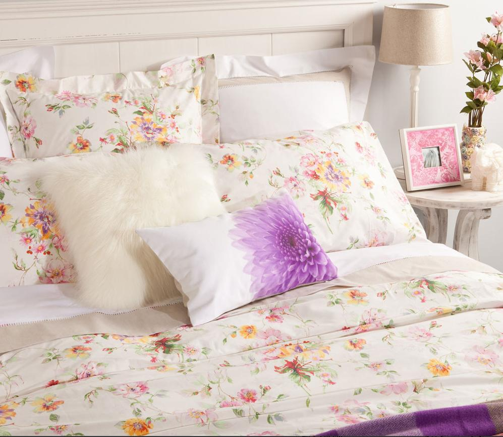 Spaintolima spring style por zara home - Sabanas minicuna zara home ...