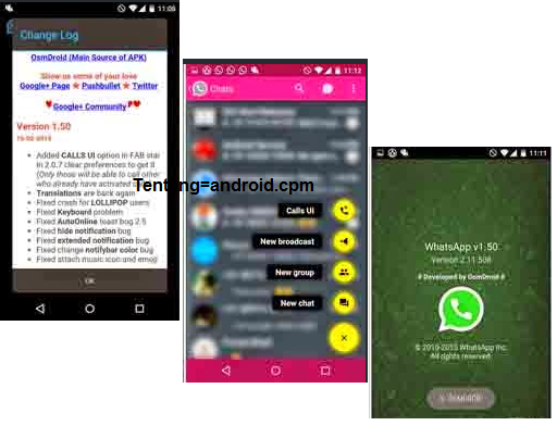Whatsapp +, MOD, Reborn, Anti, Banned, Without, The Root, The Latest