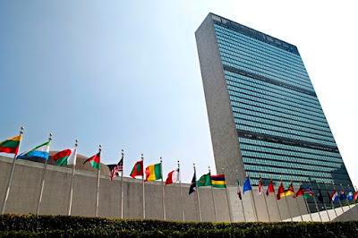 Kokain secara tidak sengaja dihantar ke ibu pejabat PBB