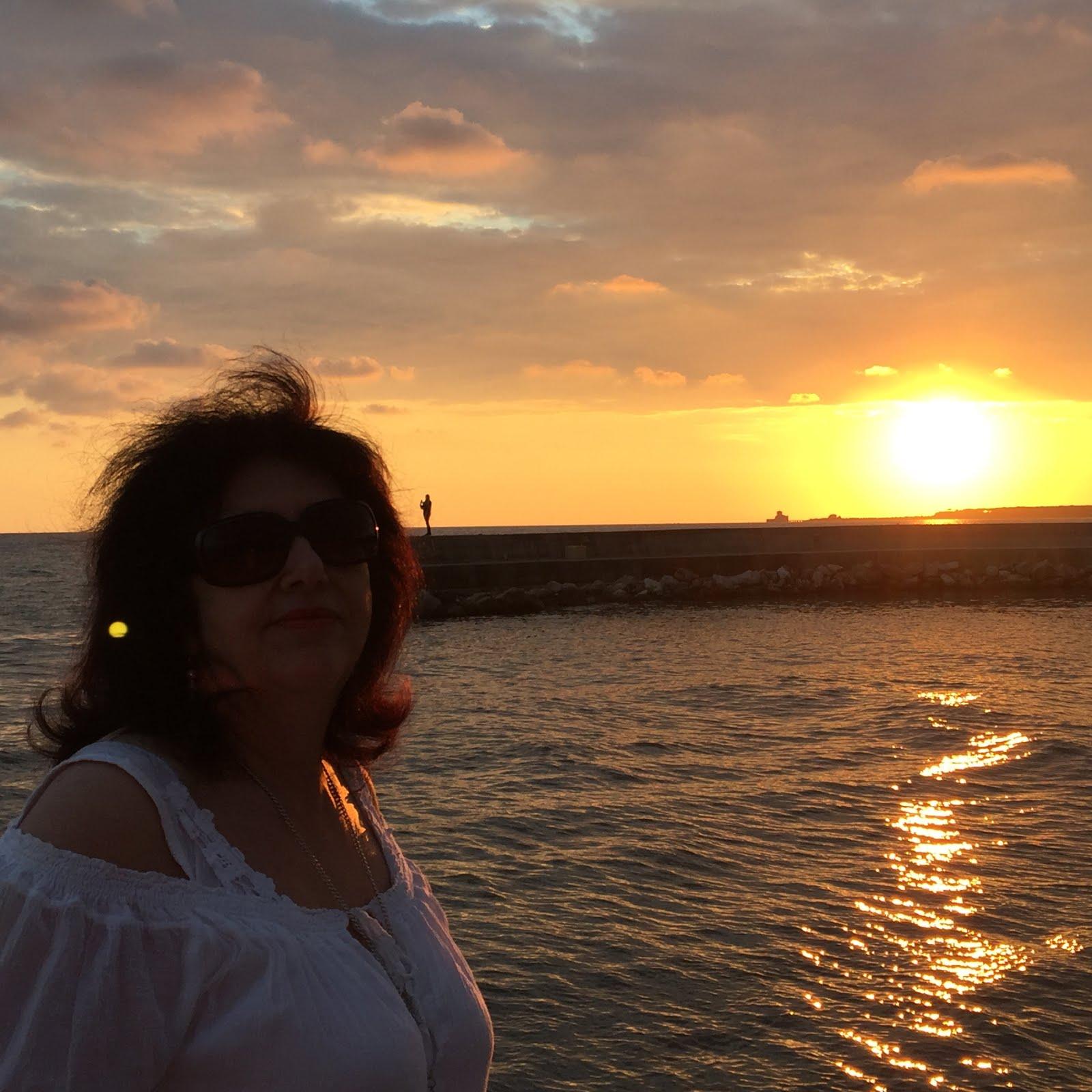 Amo il mare quando non è estate!