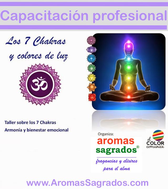 CURSO: los 7 chakras