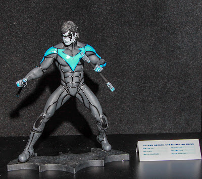DC Collectibles Arkam City Nightwing Statue