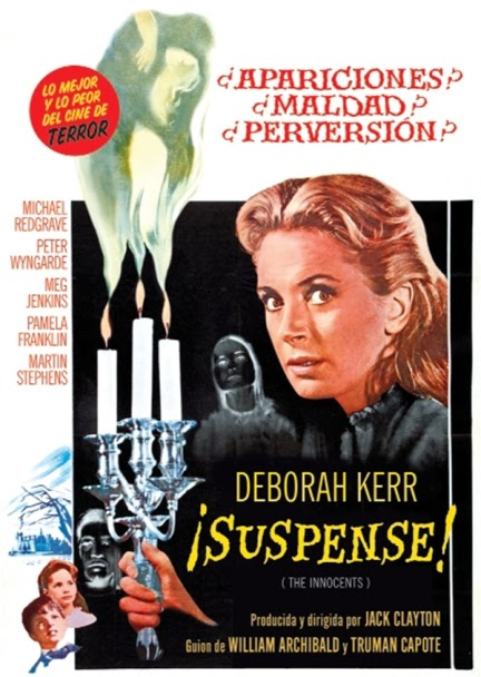 una obra maestra del cine de terror dirigida por Jack Clayton