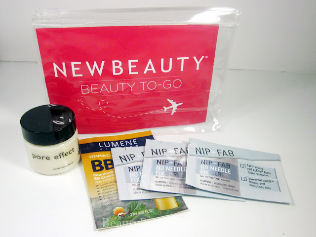 NewBeauty TestTube Beauty To-Go Review