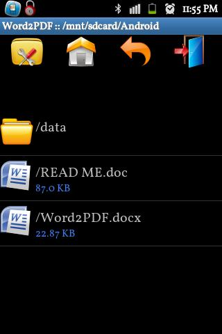 Download Word to PDF Converter 1.2 Apk For Android