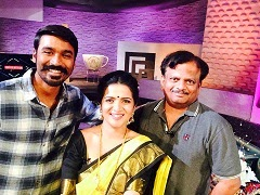 Koffee With DD Season 2 ,22-02-2015,Koffee With DD With Dhanush and K V Anand Today Program with DD, Vijay Tv, Watch Online Koffee With DD