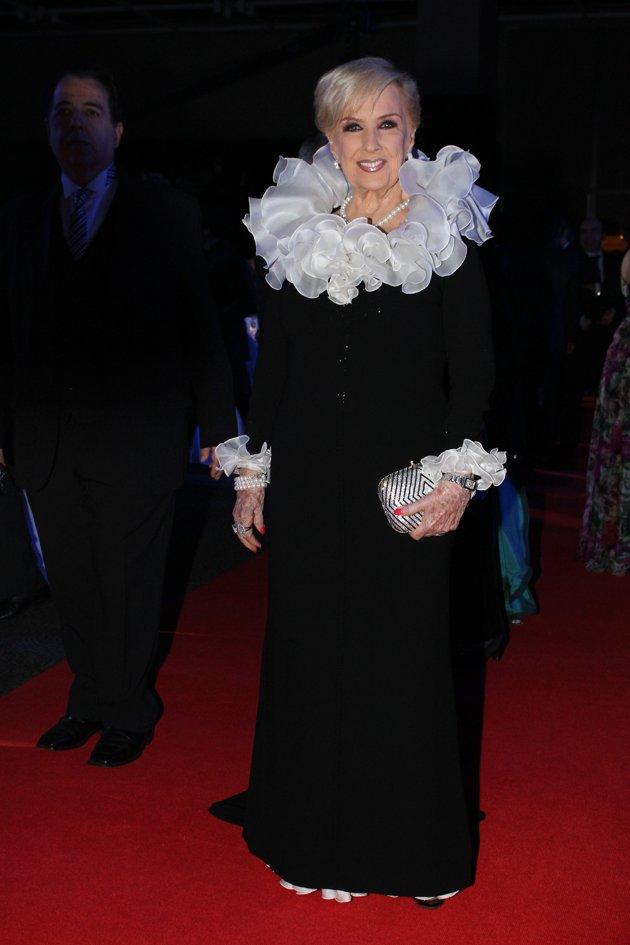 moda martin fierro 2012 vestidos