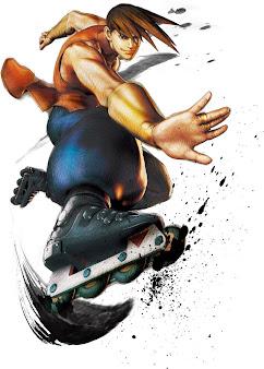 #29 Street Fighter Wallpaper