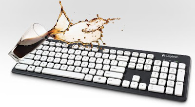 Замочить клавиатуру
