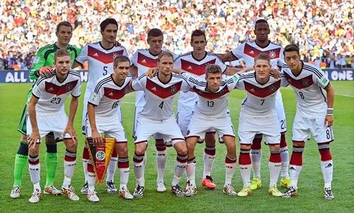 Alemanha Campeão Copa do Mundo 2014