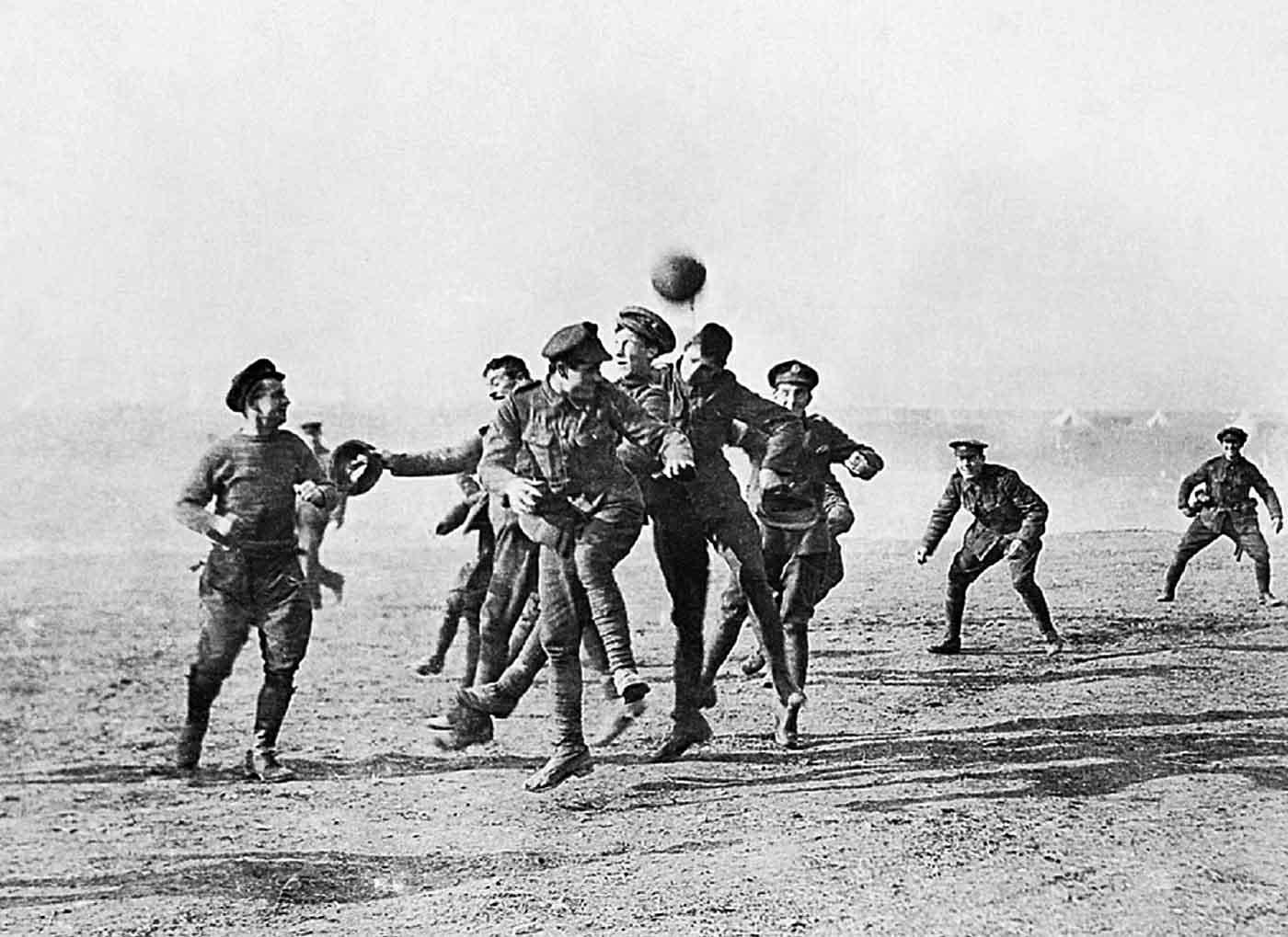 history  football