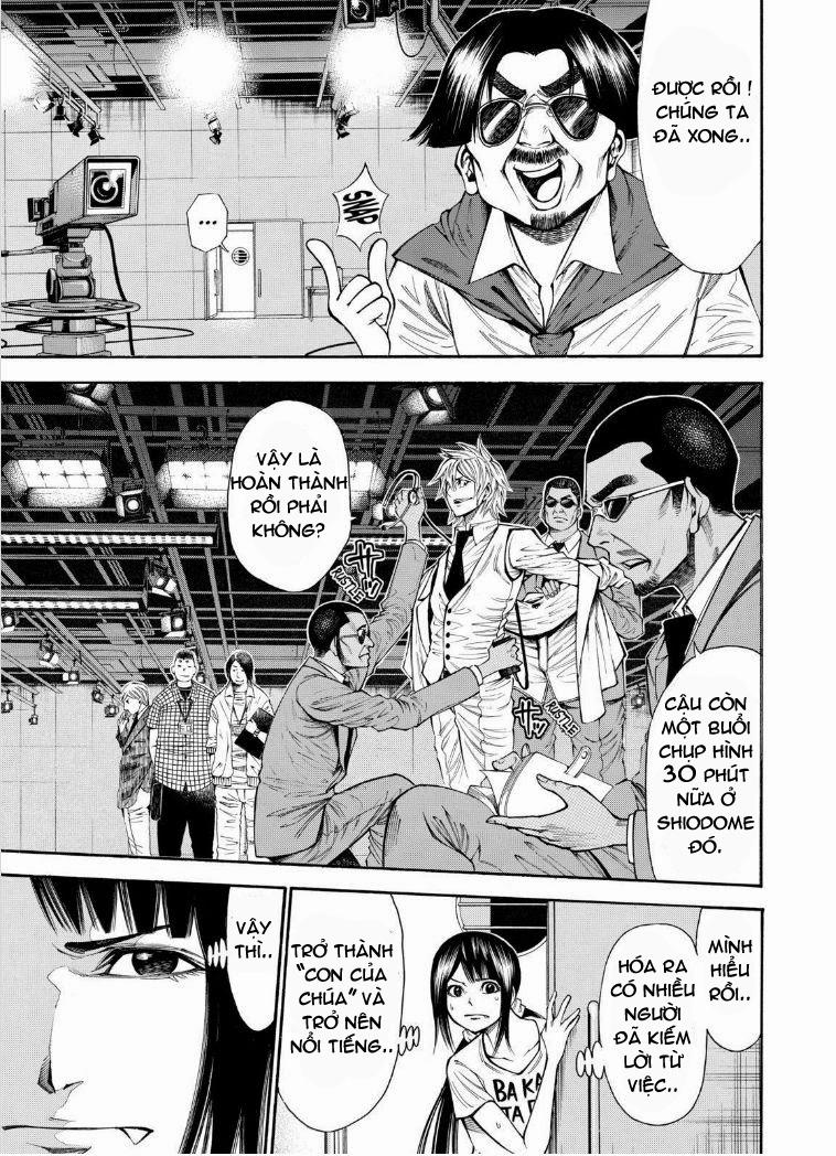 Kamisama No Iutoori II chap 83 Trang 9 - Mangak.info