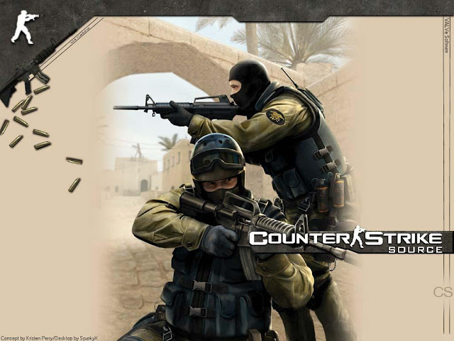 counter strike source first person shooter game
