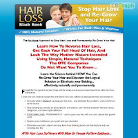 Hair Loss Black Book - Stop Hair Loss & Re-Grow