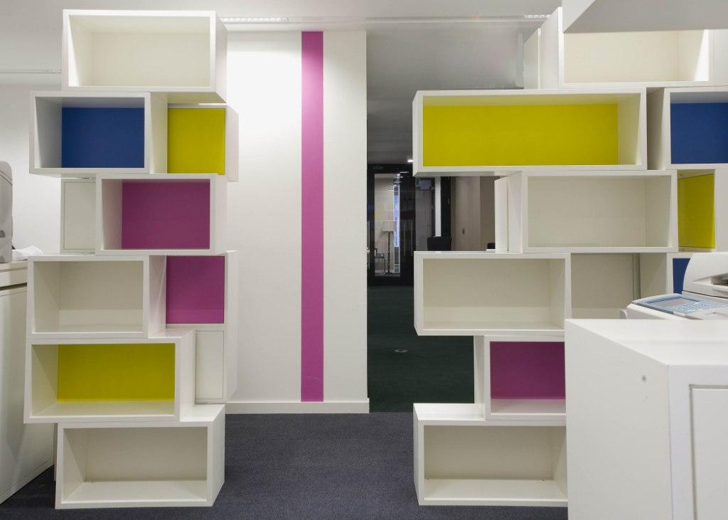 Design Blackboard Funky Office Design Ideas
