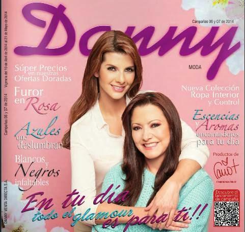 catalogo danny campaña 6 y 7 2014
