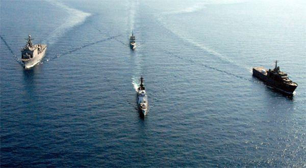 RI Kawal Sengketa Laut China Selatan