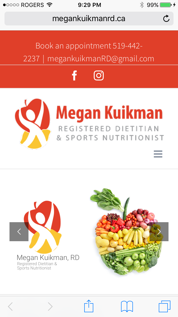 Megan Kuikman, RD