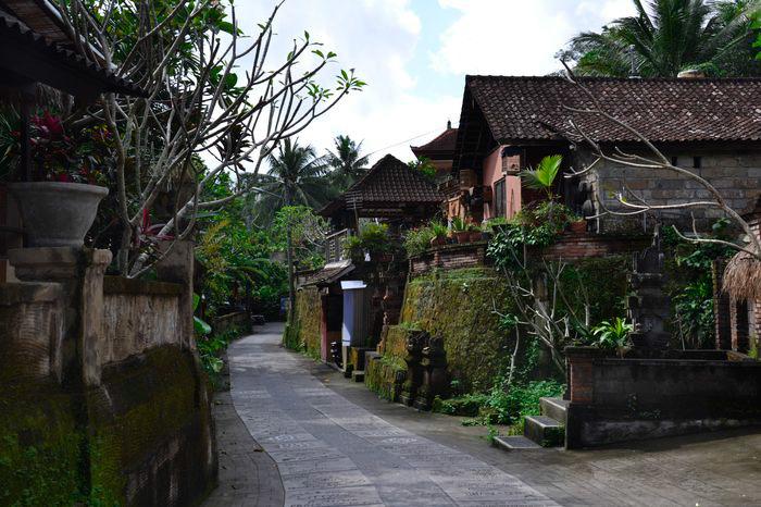 Ubud Bali JL Kaleng