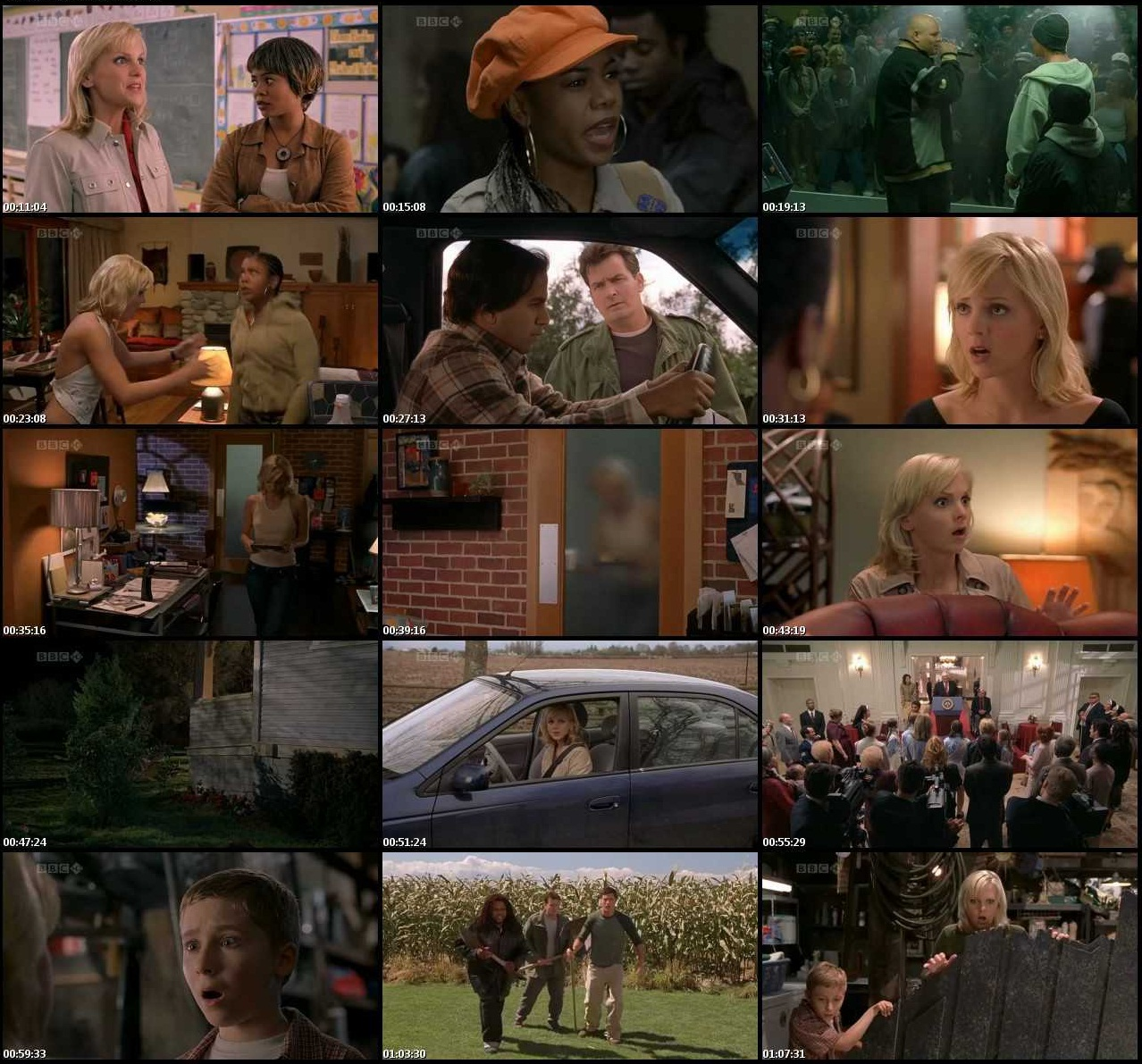 Scary Movie 3 Hindi Dubbed Download Screenshot 1
