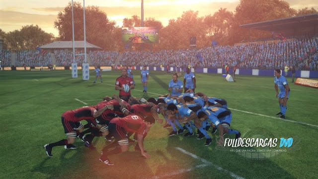 Rugby Challenge 2 PC Game Español 2013