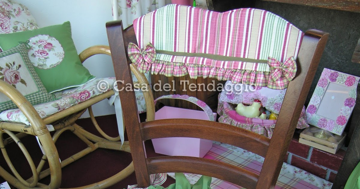 cuscini country per sedia | Tendenzialmente country