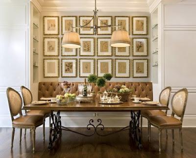 Preciosas Ideas Para Decorar El Comedor Decoraciones Cocinas - Cocinas-preciosas