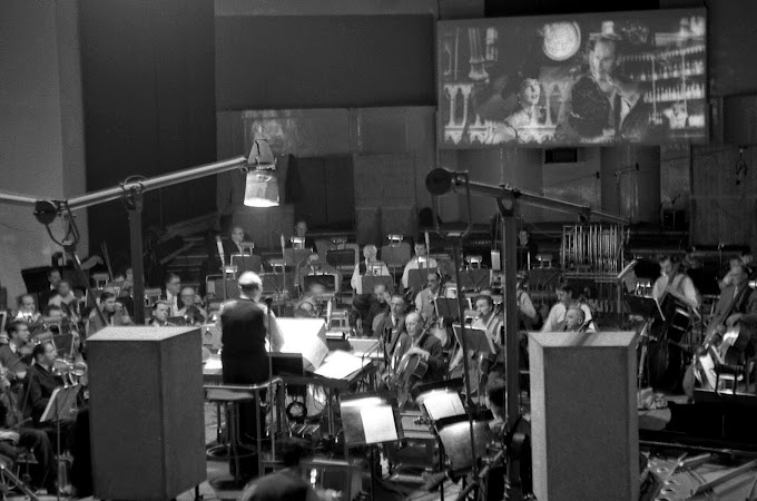 The Film Score Orchestras