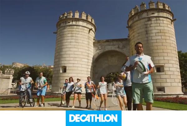 Decathlon Badajoz nueva tienda de deporte