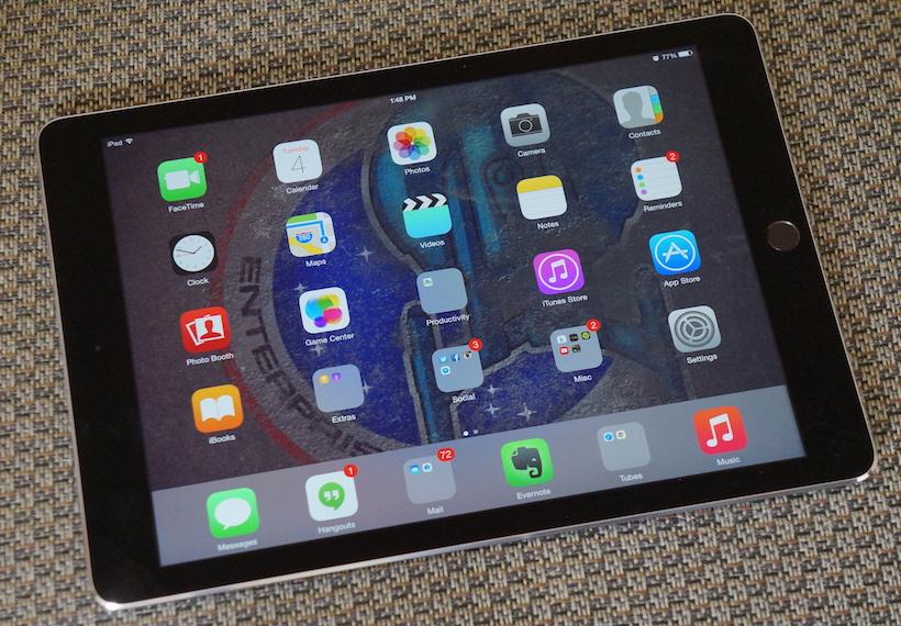 2015最佳平板:iPad Air 2, iPad Mini 4和iPad Pro