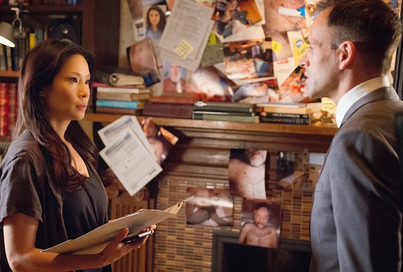Elementary - Episode 3.02 - The Five Orange Pips - Full Set of Promotional Photos