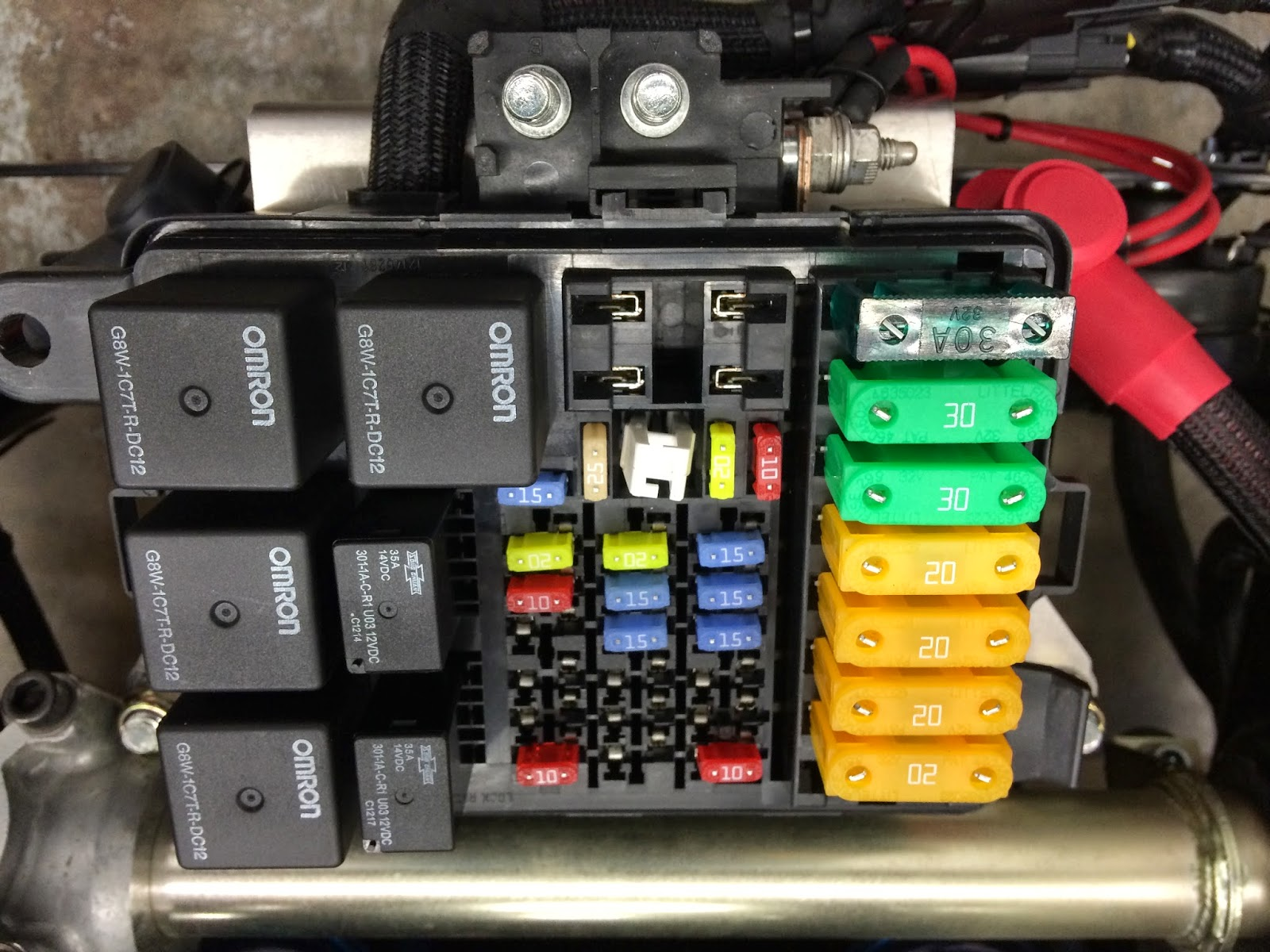 fusebox sector111's tasty innovations blog 2014 lotus elise fuse box at gsmportal.co