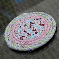 Fabric Coaster Tutorial for sale