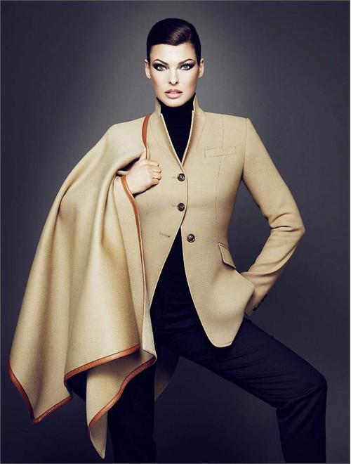 Linda Evangelista, Model