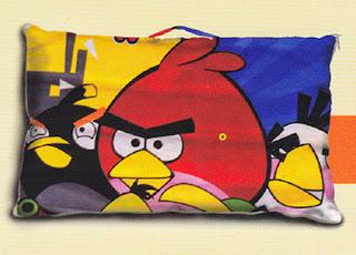 Bantal Selimut Balmut Angry Birds Fata