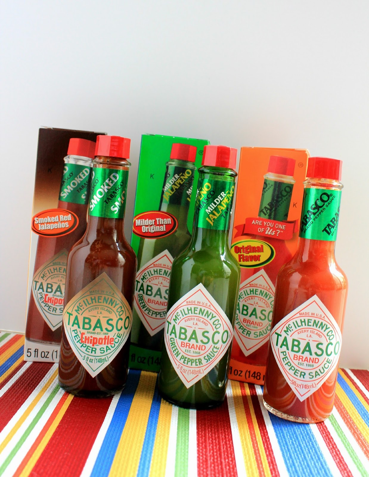 Tabasco sauces enhance the flavors of all your holiday party food! #SeasonedGreetings #ad