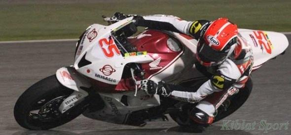 Hasil Kualifikasi SUPERSPORT 600cc ARRC Sentul Indonesia 2013