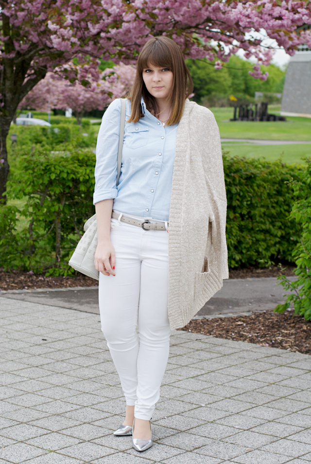 Clothes camera luxembourg fashion and beauty blog for White pants denim shirt