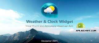 Weather & Clock Widget APK 3.7.2.0