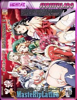 Kuroinu: Kedakaki Seijo Wa Hakudaku Ni Somaru 3/3 Sub/Español Cen