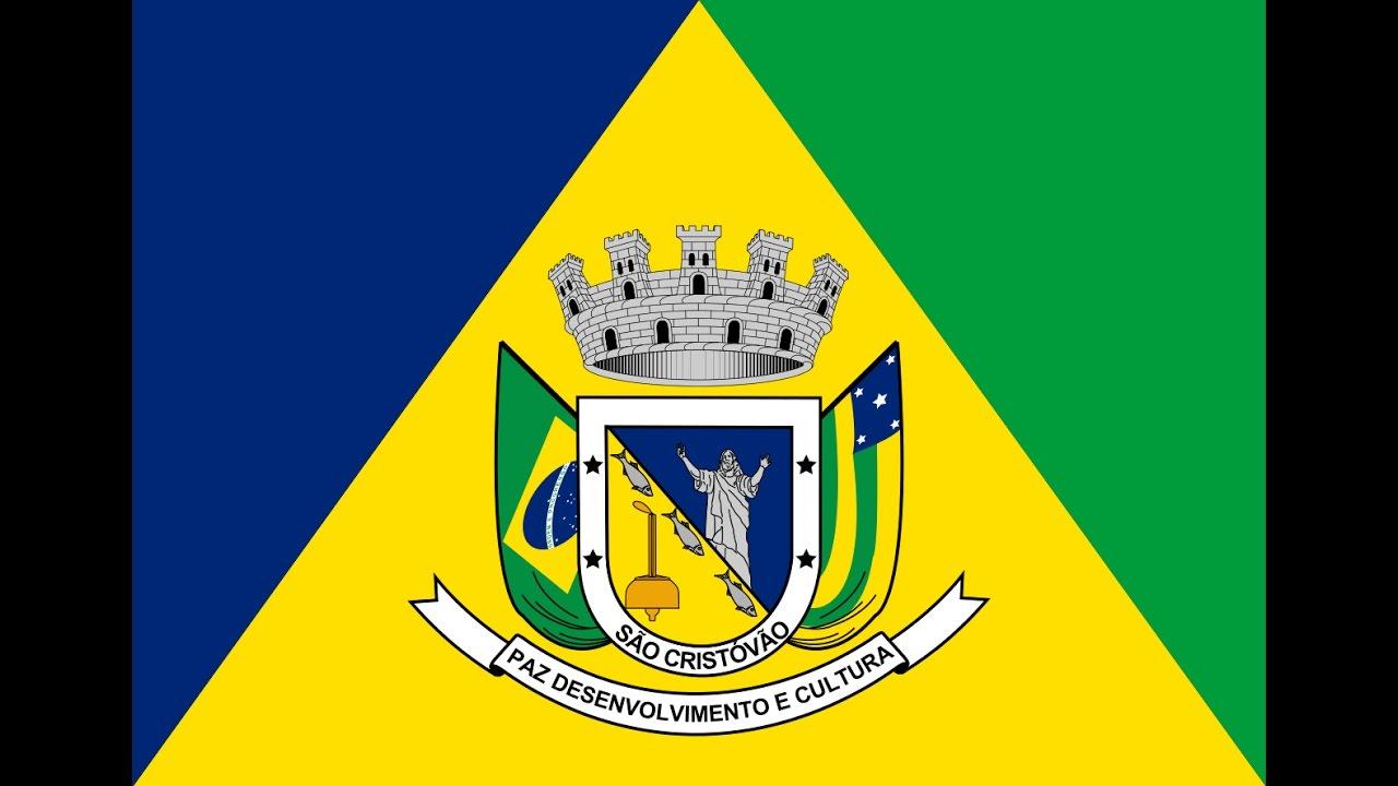 BANDEIRA DE SÃO CRISTOVÃO